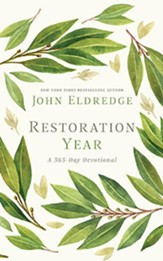 Restoration Year: A 365-Day Devotional - unabridged audiobook on CD