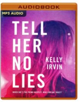 Tell Her No Lies - unabridged audiobook on MP3-CD
