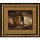 The Lion of Judah Framed Art