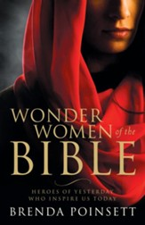 Wonder Women of the Bible: Heroes of Yesterday Who Inspire Us Today - eBook