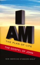 NASB 2020 Plan of Life, Gospel of  John, softcover