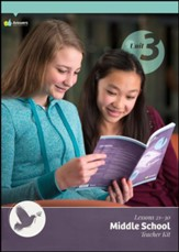 Answers Bible Curriculum Middle School Unit 3 Teacher Kit (2nd Edition)