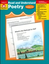 Read & Understand Poetry, Grades 4-5