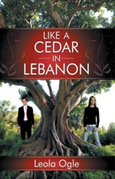 Like A Cedar In Lebanon - eBook