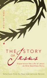 The Story of Jesus: Teen Edition - eBook