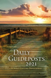 2021 Daily Guideposts, Hardcover