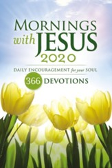 2020 Mornings with Jesus