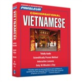 Conversational Vietnamese 16  Lessons, 8 CDS