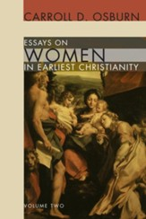 Essays on Women in Earliest Christianity, Volume 2