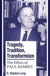 Tragedy, Tradition, Transformism