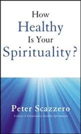 How Healthy is Your Spirituality?: Why Some Christians Make Lousy Human Beings unabridged audiobook on MP3-CD