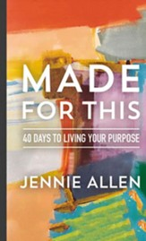 Made for This: 40 Days to Living on Purpose - unabridged audiobook on CD