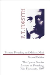 Positive Preaching and Modern Mind, Second Edition, Edition 0002