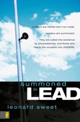 Summoned to Lead - eBook