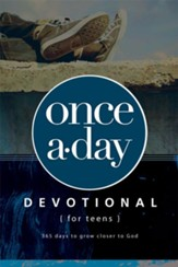 Once-A-Day Devotional for Teens - eBook