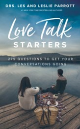 Love Talk Starters: 275 Questions to Get Your Conversations Going