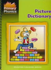 Primary Phonics Picture Dictionary  (Homeschool Edition)