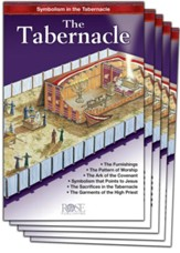 The Tabernacle, Pamphlet - 5 Pack