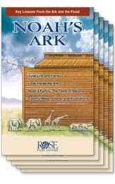 Noah's Ark Pamphlet - 5 Pack