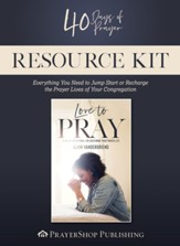 40 Days of Prayer Resource Kit, DVD Curriculum