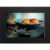 Fruit of the Spirit, Oranges, Framed Art
