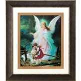 Guardian Angel Framed Art