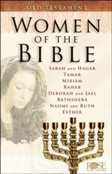 Women of the Bible: Old Testament, Pamphlet - 5 Pack