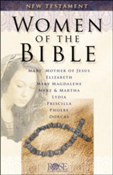 Women of the Bible: New Testament, Pamphlet - 5 Pack
