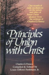 Principles of Union with Christ - eBook