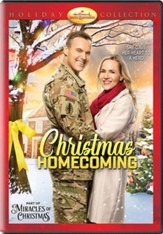 Christmas Homecoming, DVD