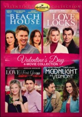 Valentine's Day 4-Movie Collection, DVD