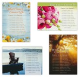 What Cancer Cannot Do (KJV) Encouragement Cards, Box of 12