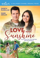 Love and Sunshine, DVD