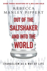 Out of the Saltshaker & into the World: Evangelism as a Way of Life / Special edition - eBook