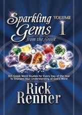 Sparkling Gems: From The Greek Devotional - eBook