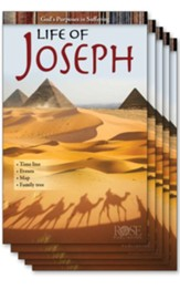 Life of Joseph Pamphlet - 5 Pack