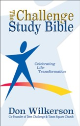 CEV Challenge Study Bible, Hardcover
