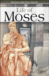 Life of Moses Pamphlet - 5 Pack
