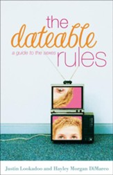 Dateable Rules, The: A Guide to the Sexes - eBook