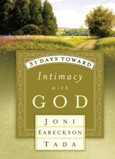 31 Days Toward Intimacy with God - eBook