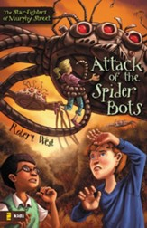 Attack of the Spider Bots - eBook
