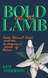 Bold as a Lamb - eBook