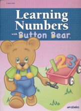 Learning Numbers with Button Bear  (Unbound Edition)