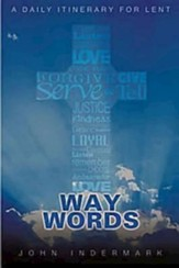 Way Words: A Daily Itinerary for Lent - eBook