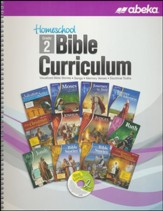 Homeschool Grade 2 Bible Curriculum  Lesson Plans