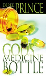 God's Medicine Bottle - eBook