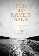 For His Name's Sake: A Daily Devotional Journal - eBook