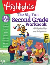 The Big Fun Second Grade Workbook