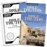BJU Press Bible Truths Level D (Grade 10) Homeschool Kit (Third Edition)