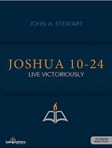 Joshua 10-24: God's Plan for Spiritual Victory
